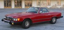 Mercedes 560 SL 1986-1989 Service Repair Manual Download